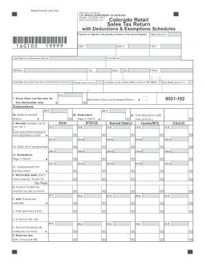 photograph relating to Printable Colorado Income Tax Form 104 identified as Dr 0100 2016 style - Fill Out and Indicator Printable PDF Template