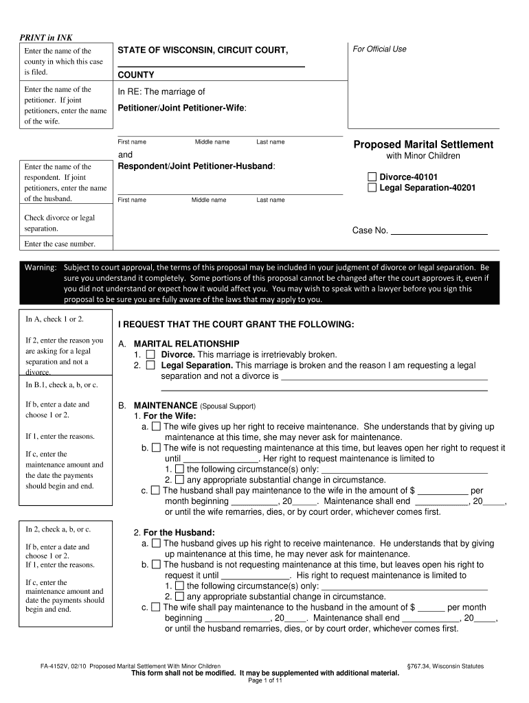Get And Sign Fa 4152v Form 2010-2021