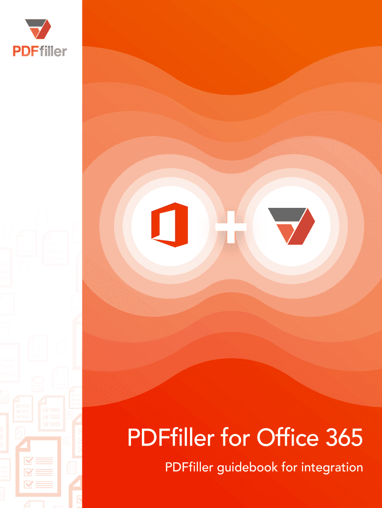 Get And Sign PDFfiller For Office 365 Form