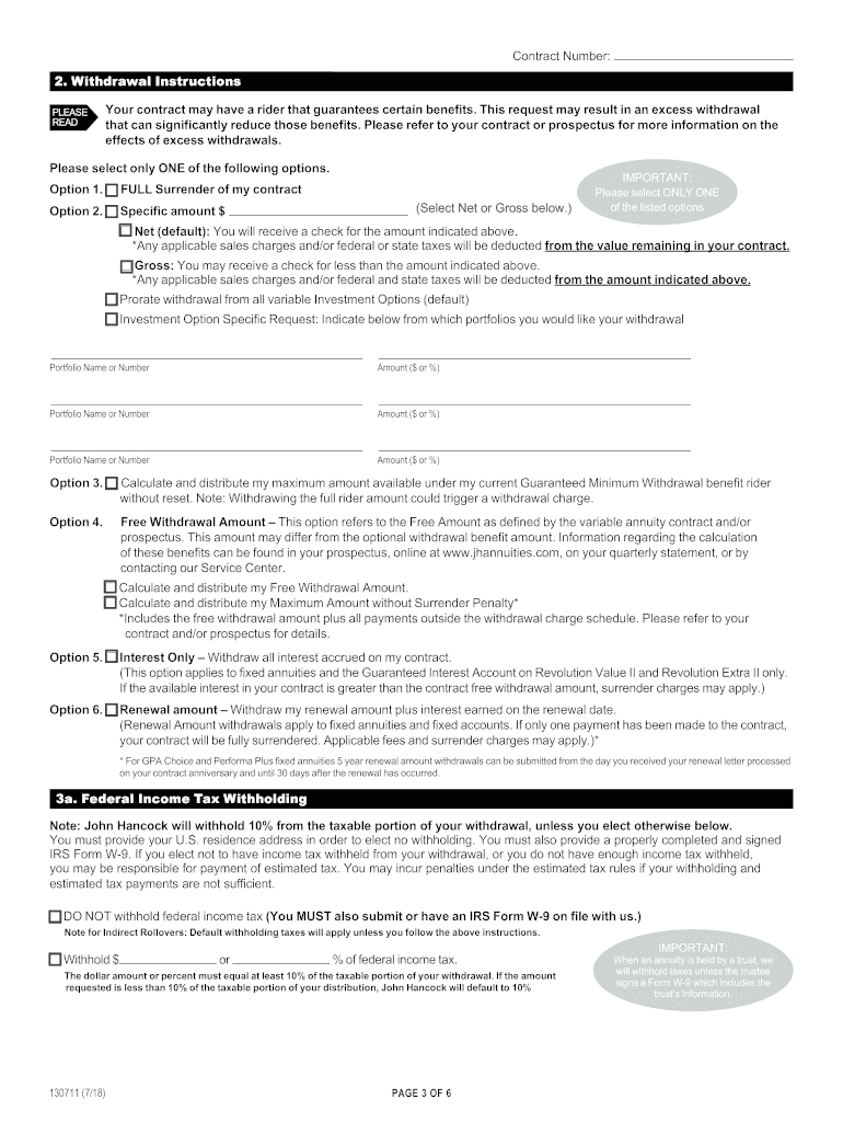 Get And Sign Jhannuities 2018-2021 Form