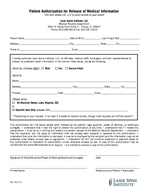 Image Release Form | Medical Records Release Form Fill Out And Sign Printable Pdf