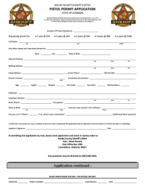 41162590 Oklahoma Concealed Carry Application Form To Print Out on