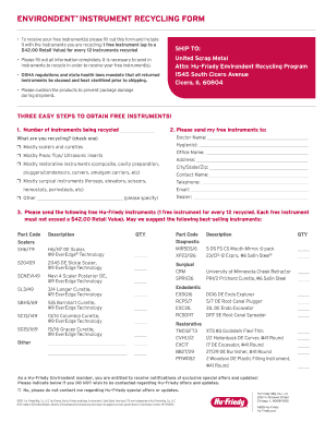 Hu friedy price list form - Fill Out and Sign Printable PDF Template