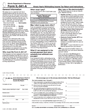 il 941 form 2019 printable  Get And Sign Form Il 12 A 12-12 - Fill Out and Sign ...