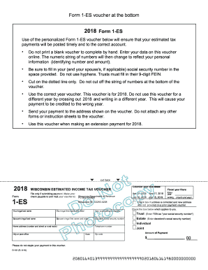 Get And Sign Form 1 Es 2018