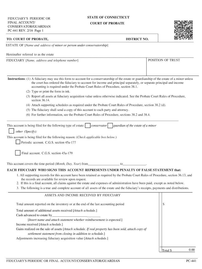 Get And Sign Pc 441 2016-2021 Form