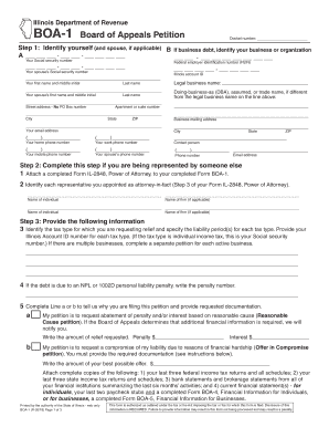 il 941 form 2019 printable  Get And Sign Form Boa 12pdffillercom 20128-20129 - Fill Out and ...