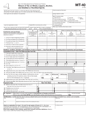 Get And Sign Fillable Mt 40 2015-2021 Form