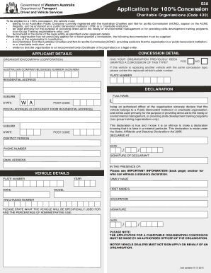 Get And Sign Form E58 Department Of Transport 2016-2021