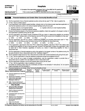 Get And Sign 2017 Irs H Form 2018