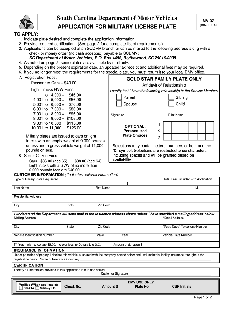 Get And Sign Mv 37 2018-2021 Form