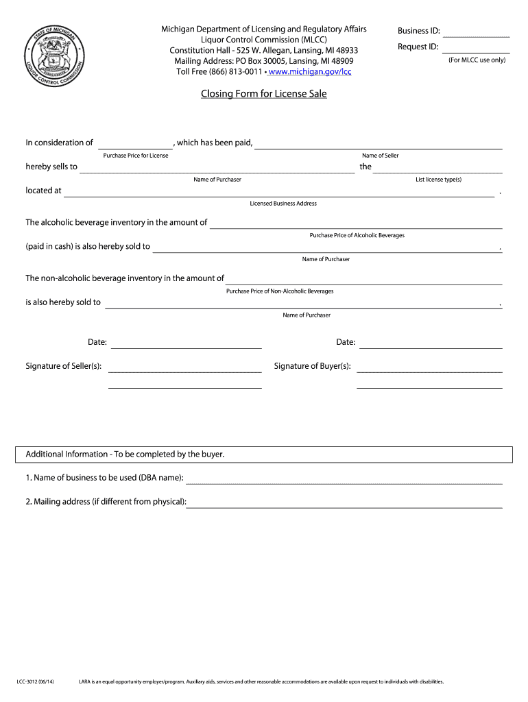 Get And Sign Lcc 3012 2014-2021 Form