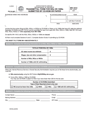 Get And Sign Wh 1612 2018-2019 Form - Fill Out and Sign