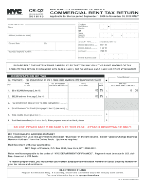 Get And Sign Cr Q2 2018-2019 Form