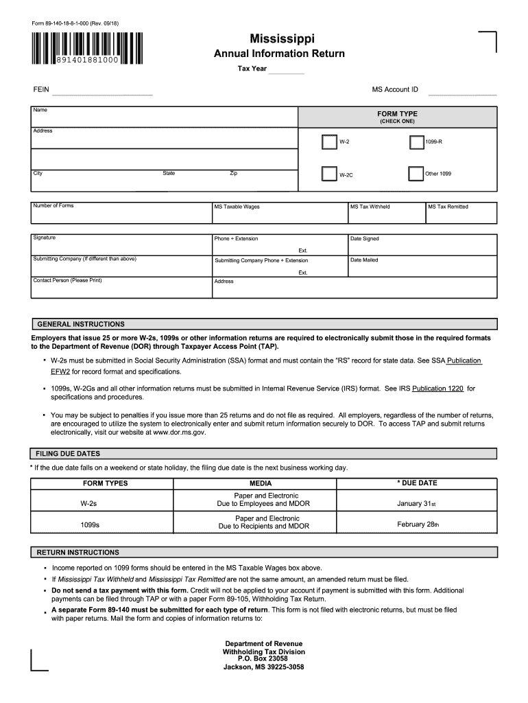 Get And Sign Ms Form 89 140 2018-2021