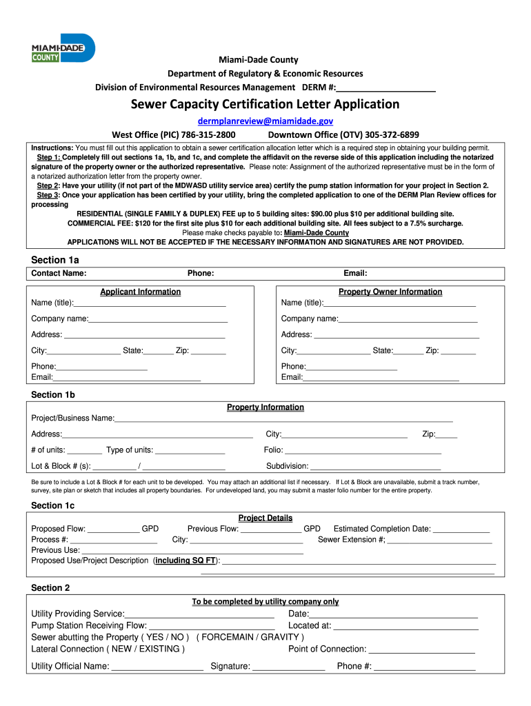 Get And Sign Miamidadeportal Form