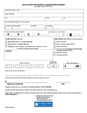 Get And Sign Residency Classification Change Request Form PDF Document 2019-2021