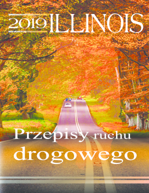 Get And Sign Illinois Secretary Of State Polish Edition 2019-2021 Form
