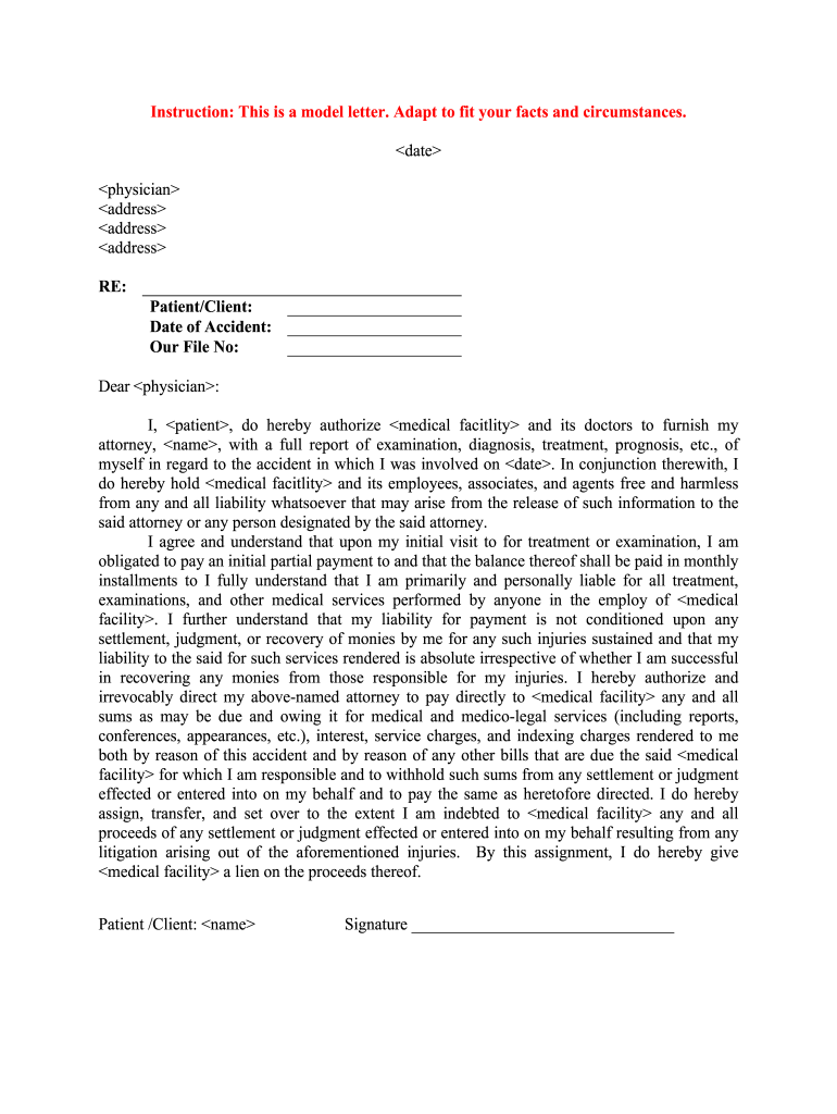 Get And Sign Medical Case File Template Form