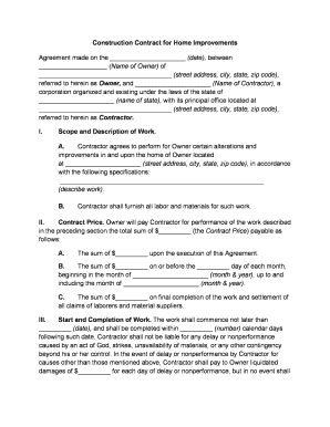Section v contract documents city of clearwater form
