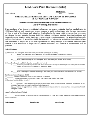 Lead saftey booklet new hampshire housing finance authority form