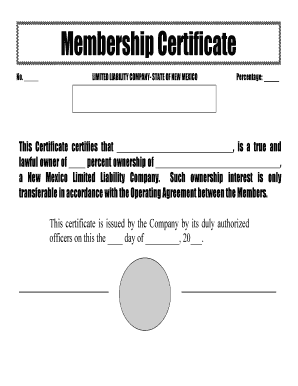 Control number nm 00llc form