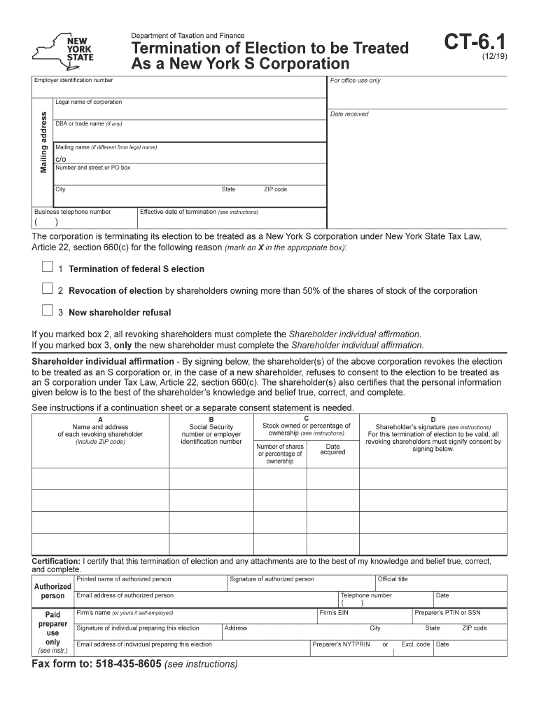 Get And Sign Ct 6 1 Editable Form