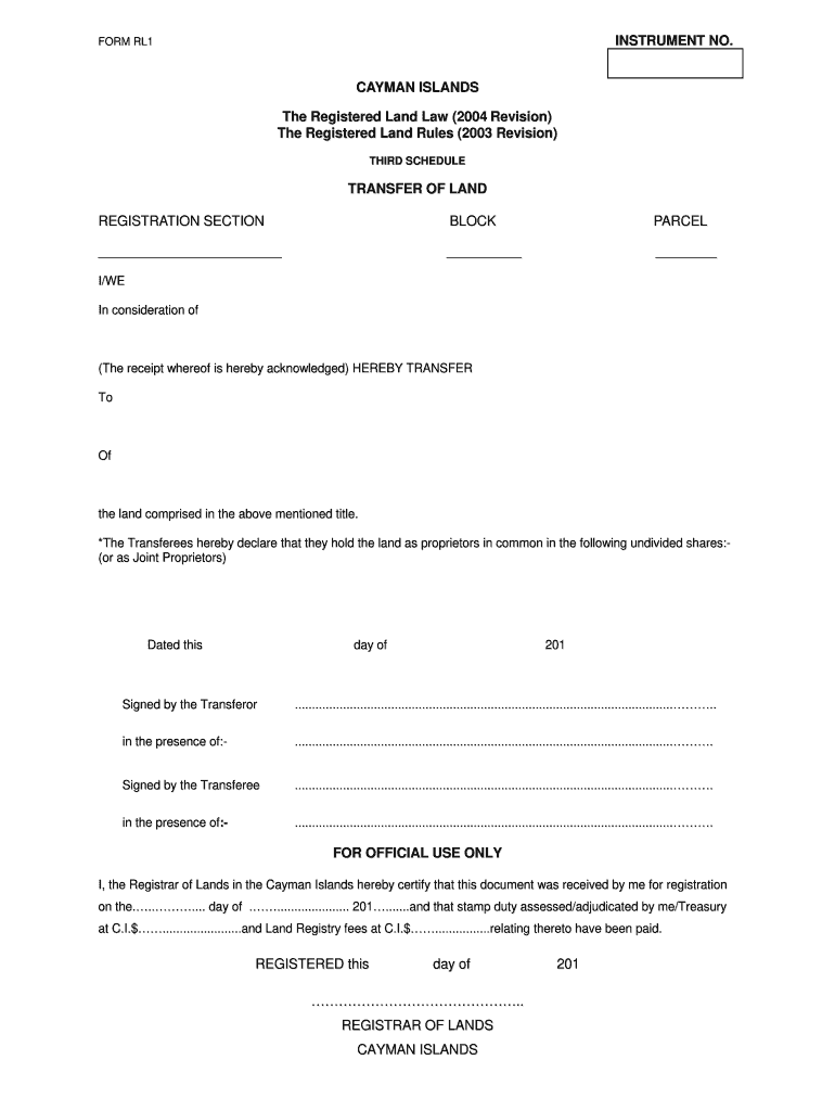 Get And Sign Transferring Shares Cayman Island Form