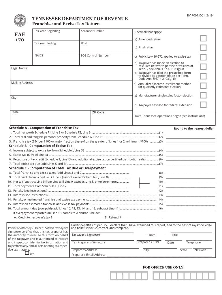 Get And Sign TENNESSEE DEPARTMENT OF REVENUE LETTER TN gov 2019-2021 Form