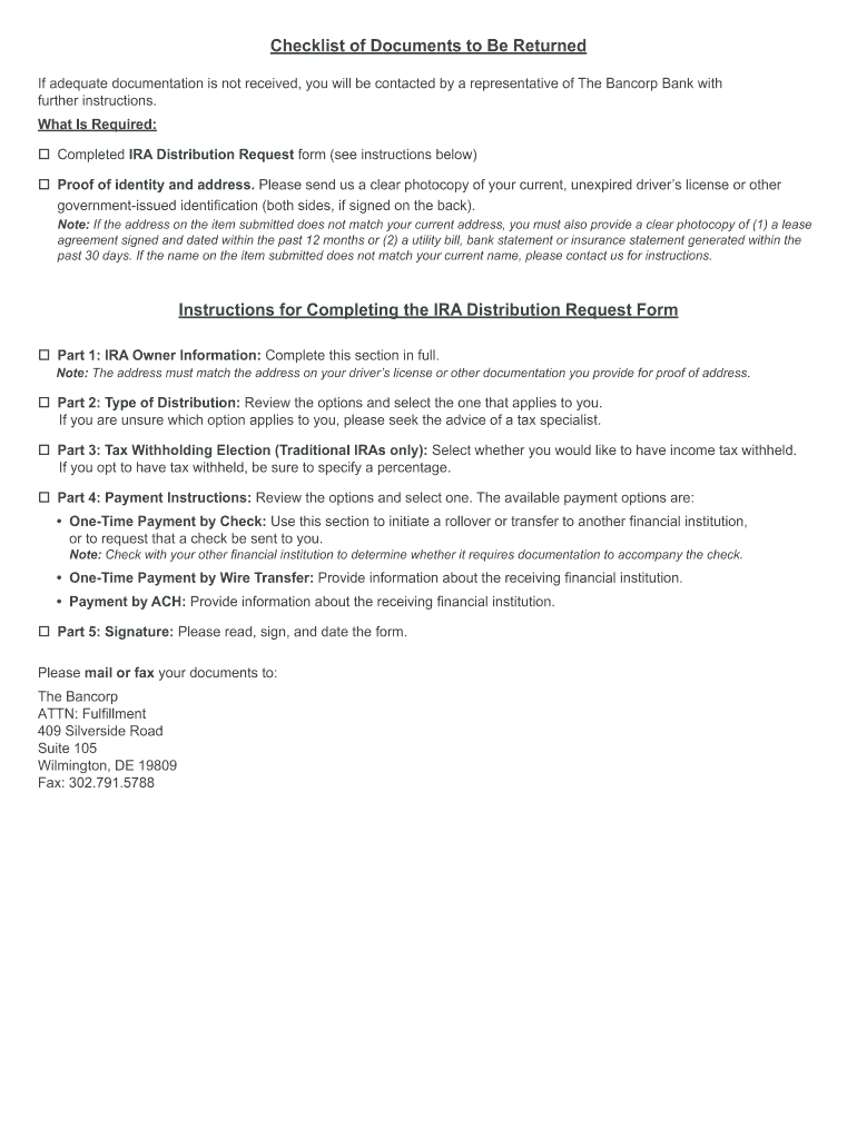 Get And Sign Early Ira Distribution Form 2015-2021
