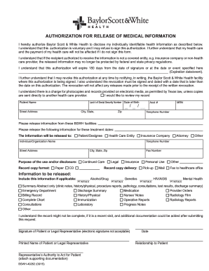 Baylor Hospital Er Doctors Note For Work Form Fill Out