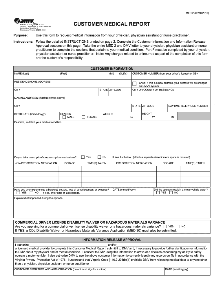 Doctors Report - Fill Out and Sign Printable PDF Template  signNow In Medical Report Template Doc