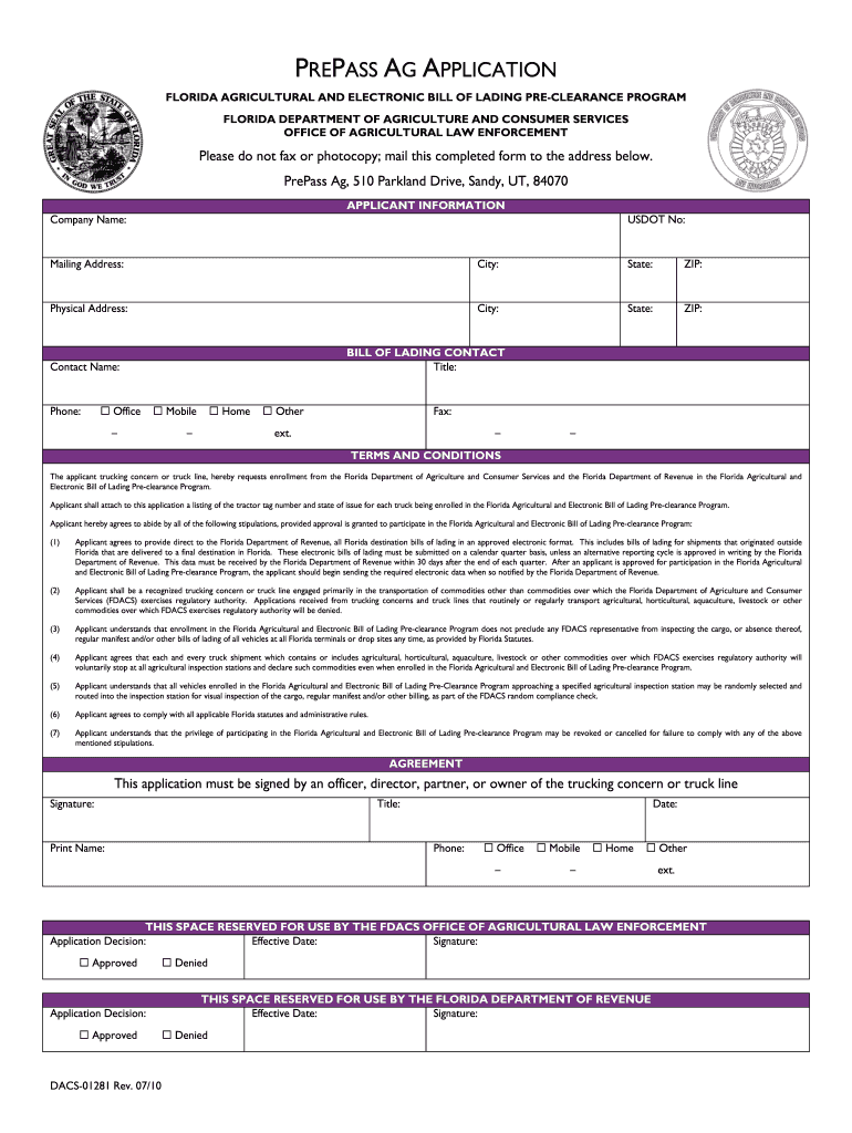 Get And Sign Prepass For Truckers 2010-2021 Form