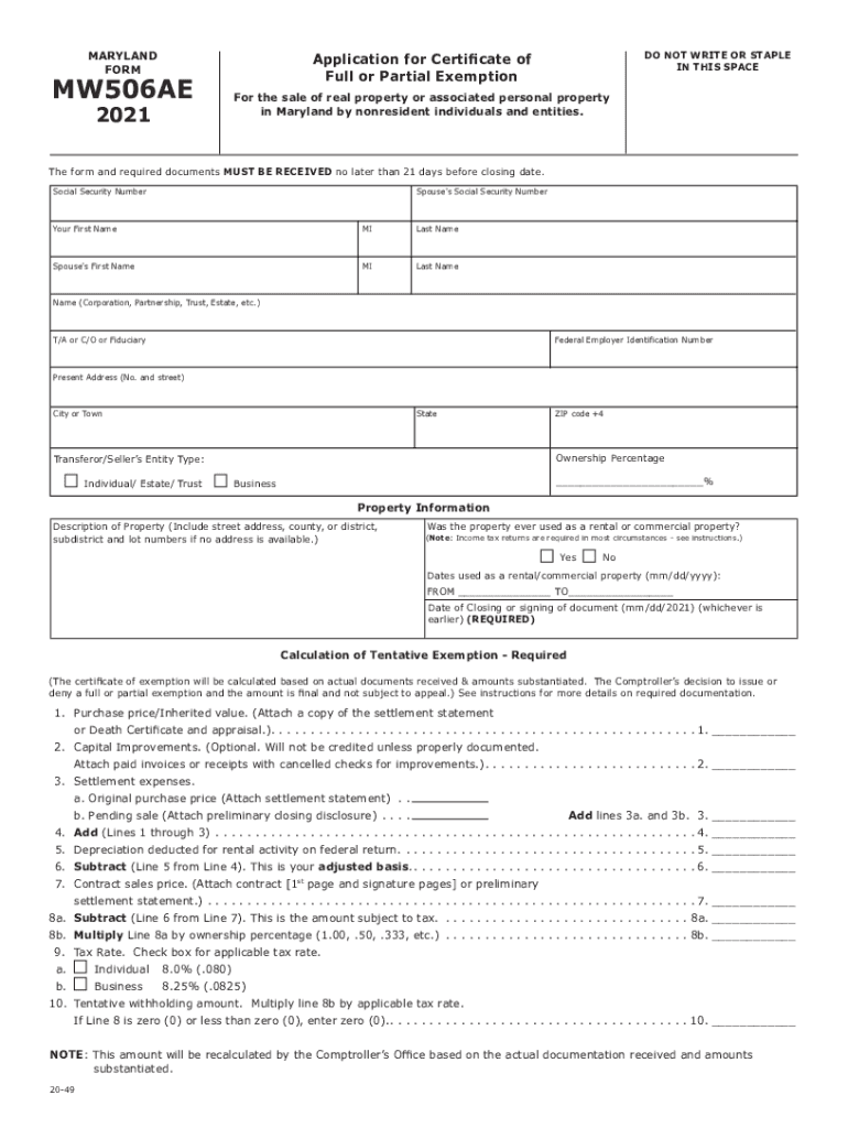 Get And Sign Individual Estate Trust 2021 Form