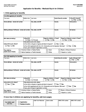 image relating to Medicaid Application Texas Printable titled Texas type h1200 mbicpdffillercom - Fill Out and Signal