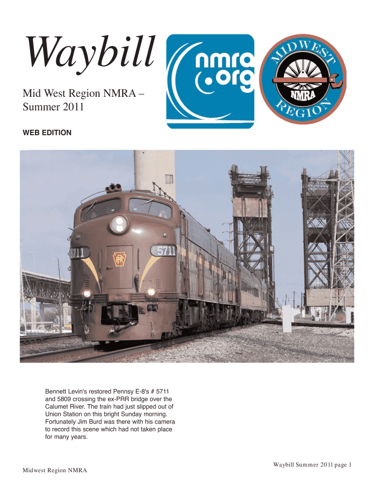 Get And Sign Model Railroad Waybill Template Form