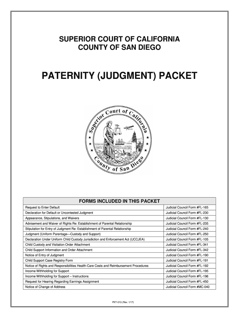 Get And Sign How To File A Judgment Non Paternity 2013-2021 Form