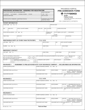 graphic relating to Printable Hospital Discharge Forms named Blank clinic discharge papers type - Fill Out and Indicator