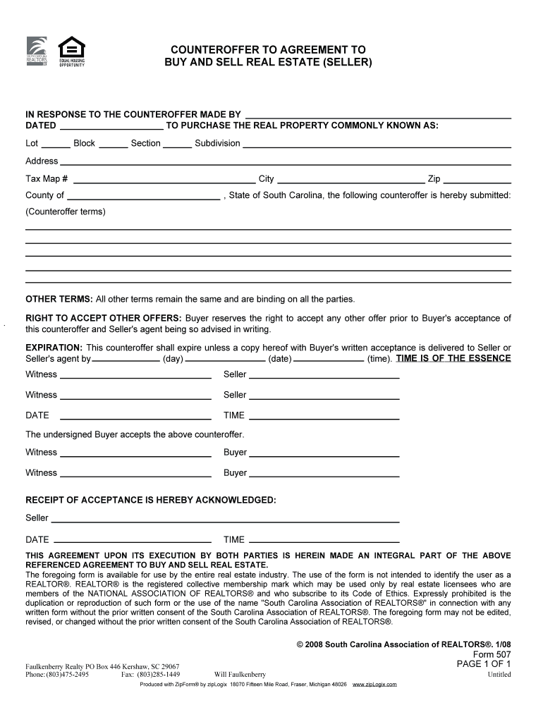 Get And Sign Blank Business Sell Agreement Printable 2008-2021 Form