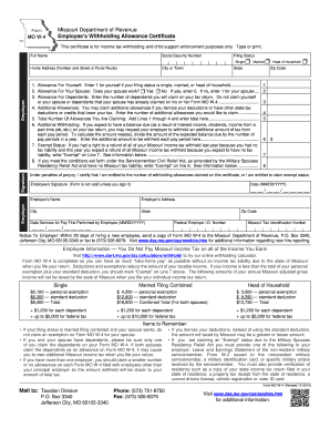 1099 form missouri  Tax return form 8 missouri department of revenue 8 ...