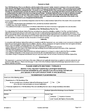 Get And Sign Death Agreement 2012-2021 Form