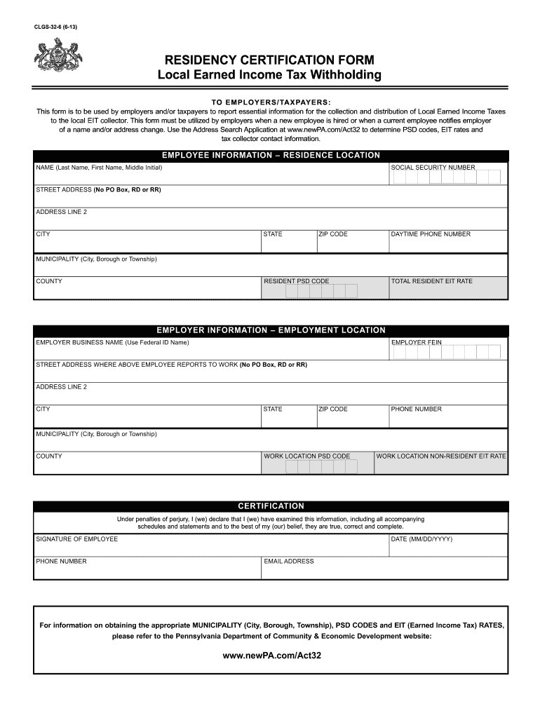 Get And Sign Clgs 32 6 2013-2021 Form