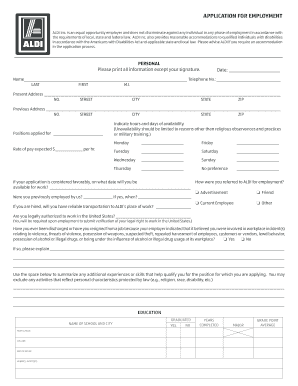 Aldi Application 2014 2018 Form Fill Out And Sign Printable Pdf