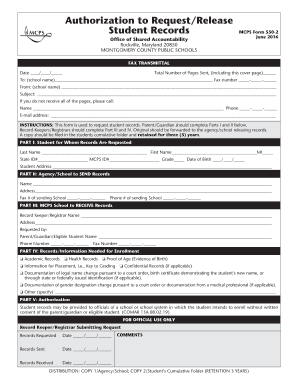 Student Release Form Template from www.signnow.com