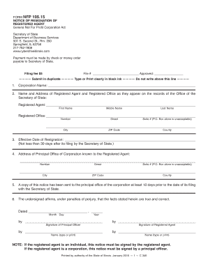 Get And Sign Illinois Registered Agent Form