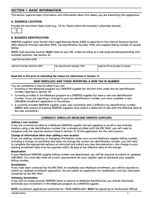 Get And Sign Cms 855s Form 2016-2019 - Fill Out and Sign