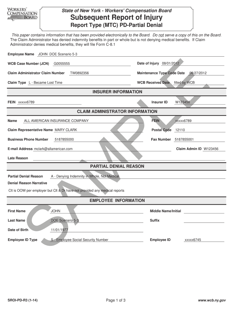 Sroi Template Fill Out And Sign Printable Pdf Template Signnow