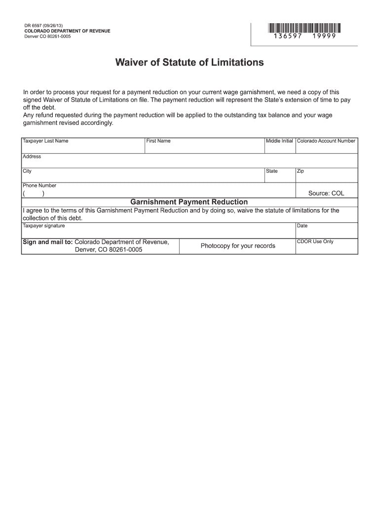 Get And Sign Dr6597 2013-2021 Form