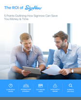 The ROI of SignNow