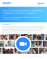Zoom Closes Deals Faster With SignNow
